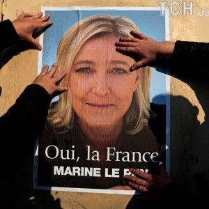 Французская подруга Путина