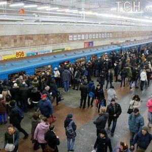 Кличко обещает к 2025 году построить метро на Троещину