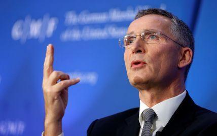 Росія причетна до кібератак на установи сюзників НАТО - Столтенберг