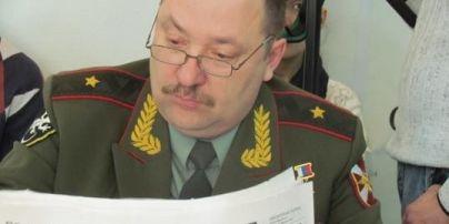 ГПУ сообщила о подозрении русскому генералу, который организовывал обстрелы бойцов АТО