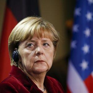 Меркель заверила, что будет сотрудничать с Трампом по вопросу аннексии Крыма