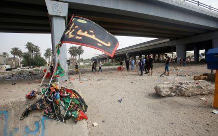 В Багдаде возросло до ста количество погибших в результате теракта