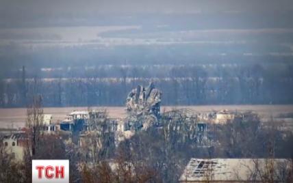 Бойовики припинили обстріл донецького аеропорту: новий термінал контролюють українські військові