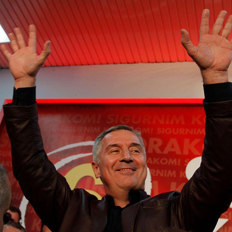 Черногория назвала имена россиян, которые готовили убийство премьера Джукановича
