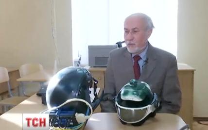 Украинские ученые изобрели чудо-шлем, который позволяет избавиться от стресса