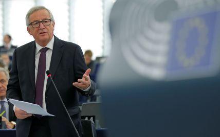 Президент Еврокомиссии призвал страны-члены ЕС предоставить Украине безвиз до конца года
