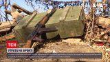 Новости с фронта: в воскресенье украинский военный подорвался на вражеской взрывчатке