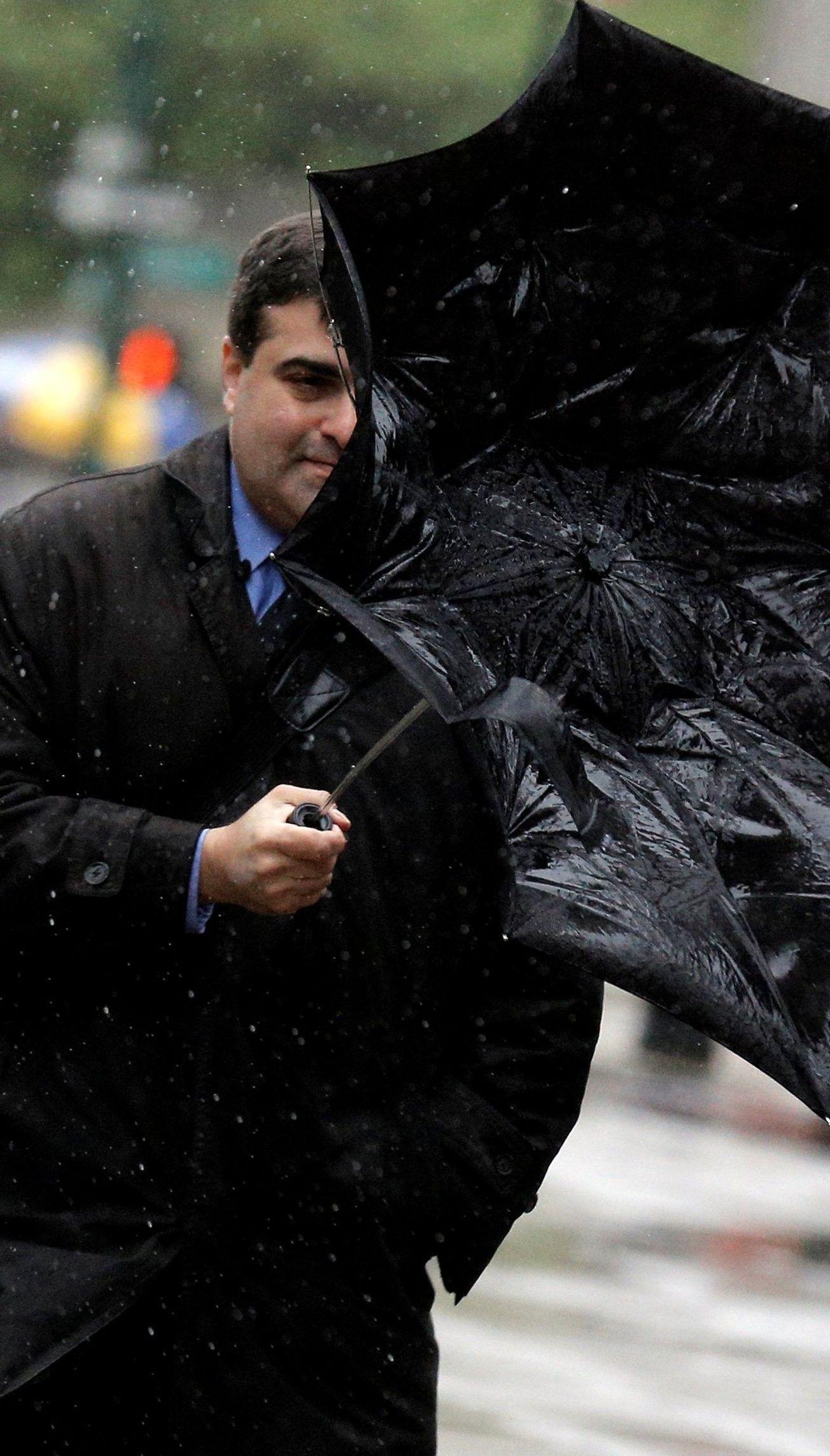Синоптики предупредили об ухудшении погоды в Киеве