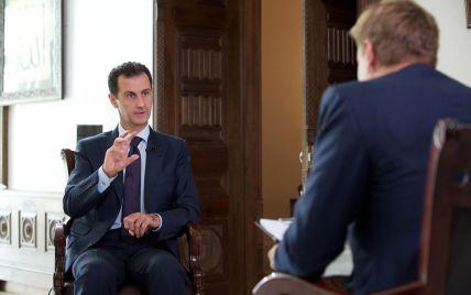 Асад впервые прокомментировал авиаудар США по сирийской базе