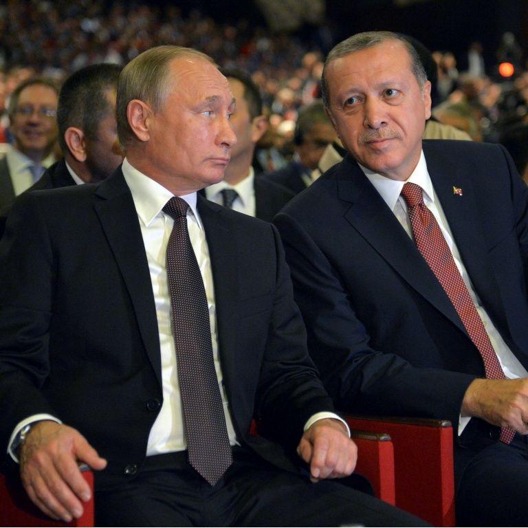 После убийства Турция и Россия только сближаются - The Washington Post