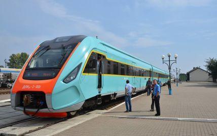 Між Львовом та Чернівцями почне курсувати сучасний дизель-поїзд із кондиціонером