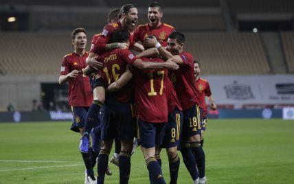 Приниження у Севільї: Іспанія знищила Німеччину та вийшла у фінальний турнір Ліги націй