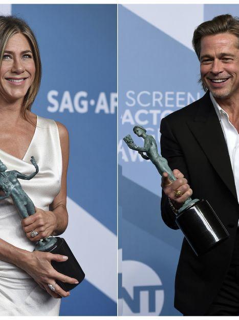 Дженніфер Еністон і Бред Пітт / © Associated Press