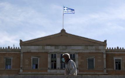Українські туристи повернуться з Греції спеціальними авіарейсами