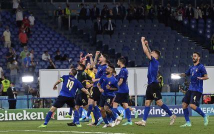 Италия - Австрия - 2:1: онлайн-трансляция матча 1/8 финала Евро-2020