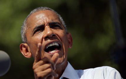 """Обама прокоментував рішення ФБР відновити розслідування """"поштового скандалу"""" довкола Клінтон"""