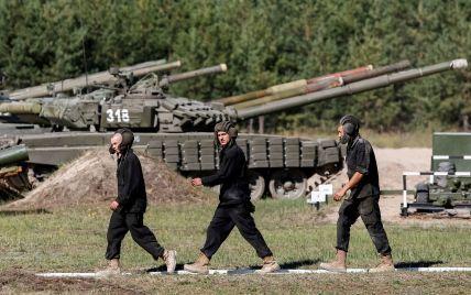 Порошенко и Турчинов поздравили нацгвардейцев с их праздником