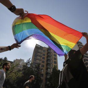 """Евросоюз стал """"зоной свободы ЛГБТ"""": что произошло"""