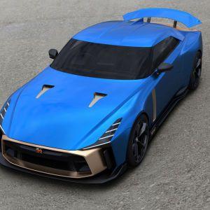 Nissan офіційно представив суперкар за мільйон євро