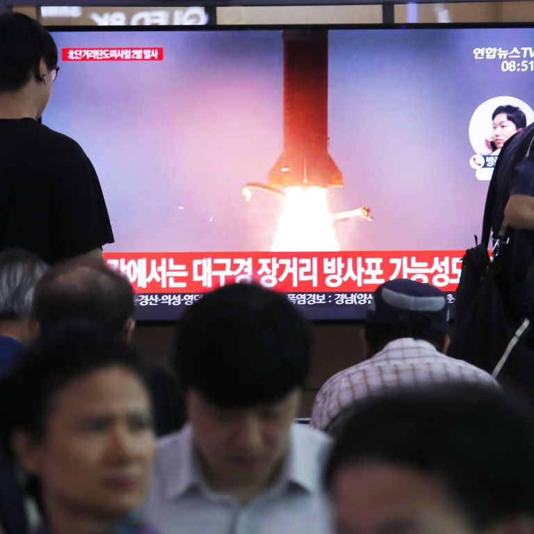 Другий раз за тиждень: КНДР запустила невпізнаний снаряд
