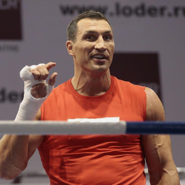 """""""Думаю об этом последние четыре года"""": Владимир Кличко снова заговорил о возвращении в бокс"""