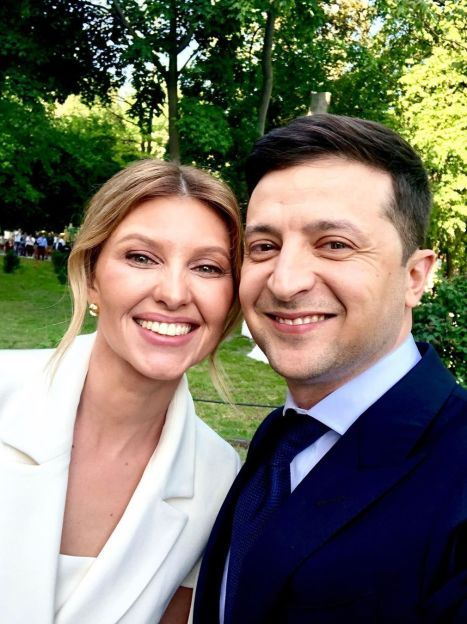Елена Зеленская / © Instagram Елены Зеленской