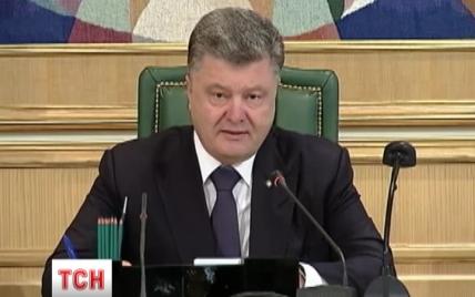 Порошенко ошеломил впечатляющим количеством боевиков на оккупированных территориях Украины
