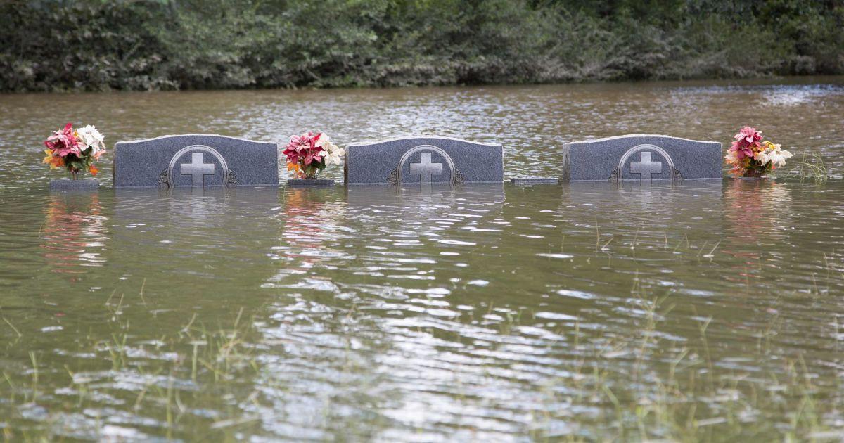 Для місцевих жителів ця повінь гірша, ніж ураган Катріна / © Reuters