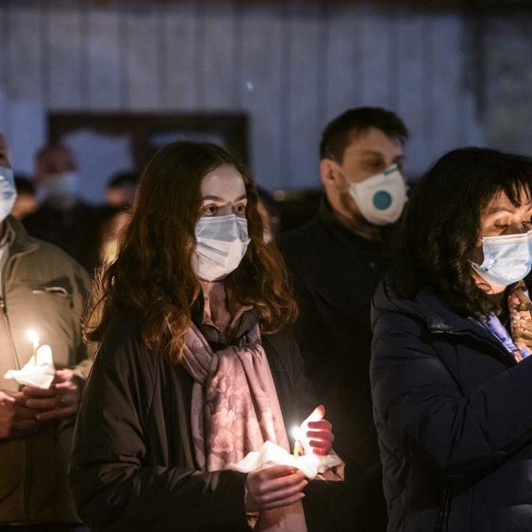 В Киеве на Пасху введут дополнительные ограничения
