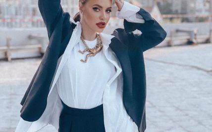 """Екссолістка """"НеАнгелів"""" Слава Камінська поїхала у відпустку разом зі своїм колишнім чоловіком"""