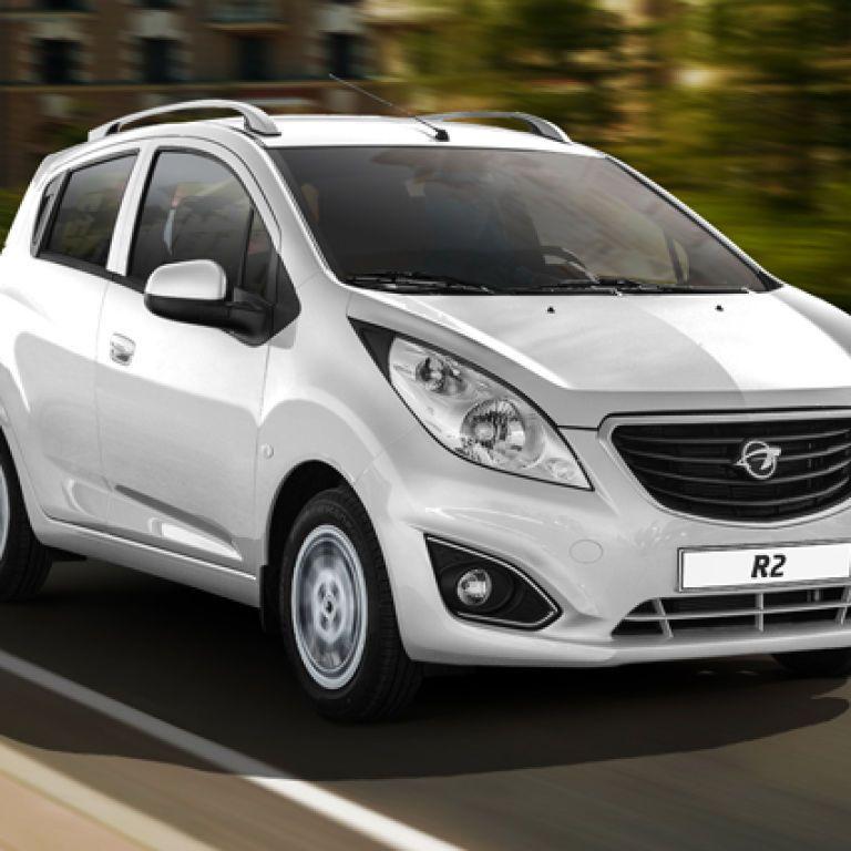 Составлен список самых дешевых новых автомобилей с автоматической коробкой передач в Украине