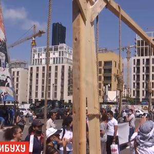Масові протести в Лівані: ексклюзивний репортаж ТСН із місця кривавих заворушень