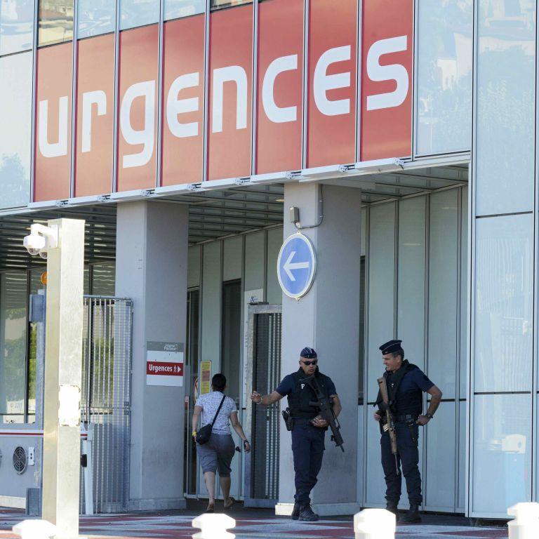 У Ніцці евакуюють аеропорт