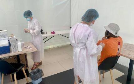 В Украине за сутки сделали рекордное количество прививок от коронавируса