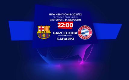 Барселона - Баварія - 0:3: онлайн-трансляція і огляд матчу Ліги чемпіонів
