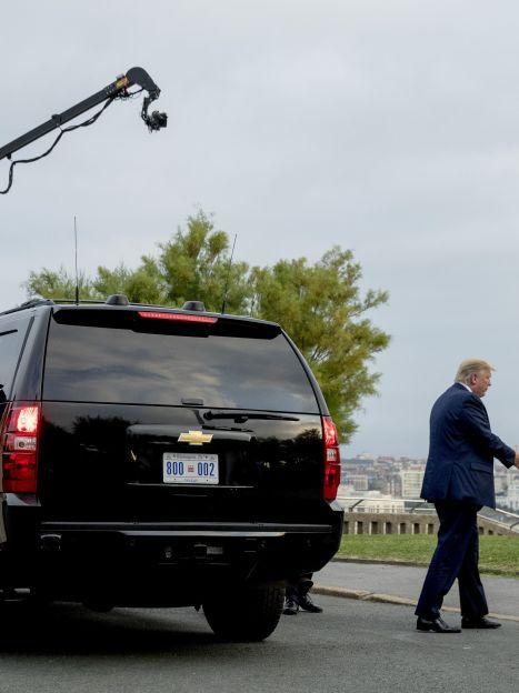 Меланія Трамп і Бріджит Макрон / © Associated Press