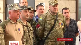 Бойцы 40 батальона «Кривбасс» победили битву с бюрократической машиной