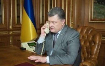 """Порошенко у """"Нормандському форматі"""" домовився про дві зустрічі у Мінську"""