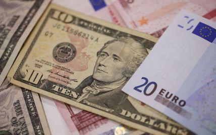 Курс доллара и евро на 17 августа