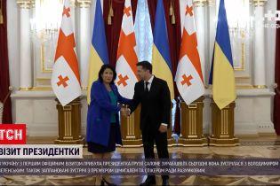 Новости мира: президенты Украины и Грузии обсудили усилия по ситуации безопасности в Черном море
