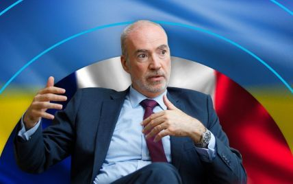 Сейчас мы в тупике по Донбассу: интервью с послом Франции в Украине
