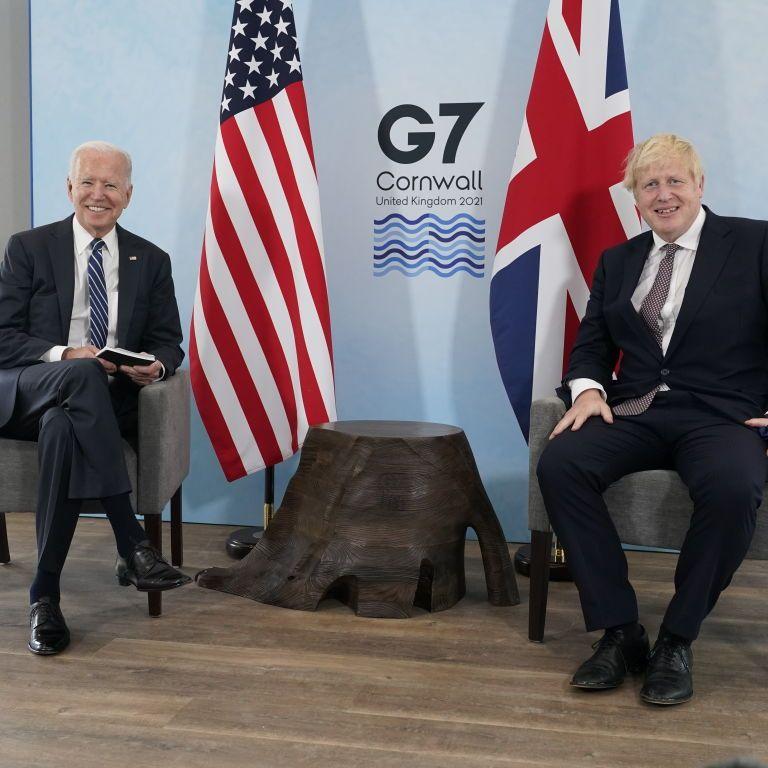 У Британії стартує саміт Великої сімки
