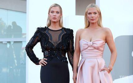 Леді Амелія і Еліза Спенсер сяяли на червоній доріжці кінофестивалю у Венеції