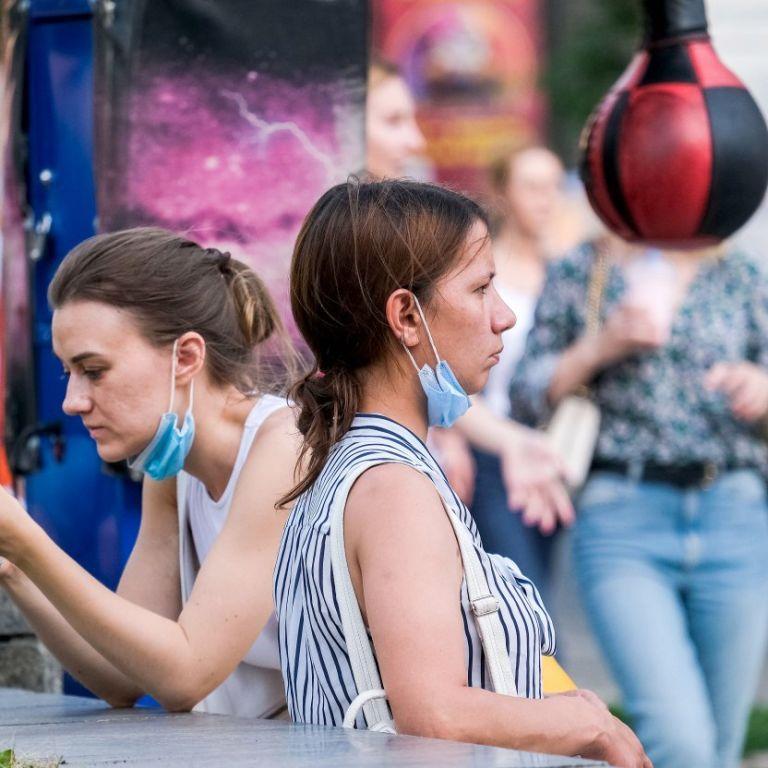 Коронавірус в Україні сьогодні: статистика на 21 липня