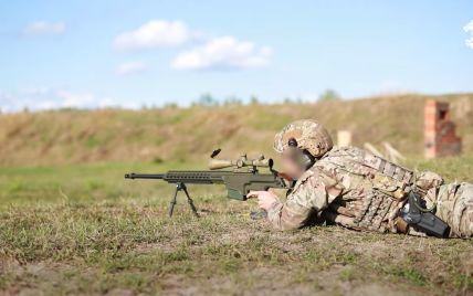 Снайпери на змаганнях показали клас: влучно стріляли навіть по яйцях