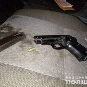 Мужчина на авто открыл стрельбу в сторону детей на Закарпатье: фото