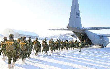 Канада направляет в Украину своих военных инструкторов