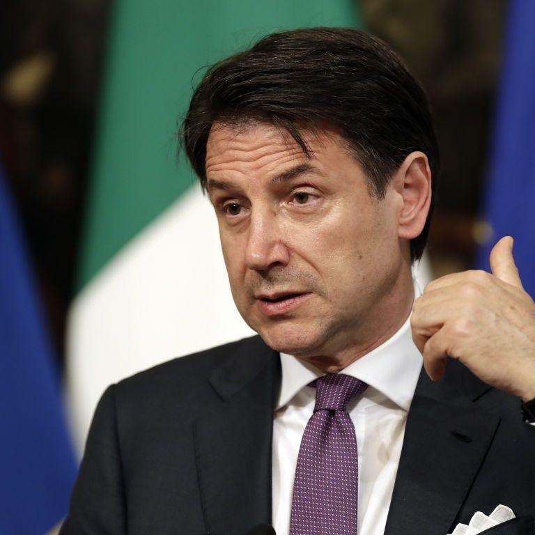 Коронавірус спричинив урядову кризу в Італії: ЗМІ повідомляють, що прем'єр країни Конте йде у відставку