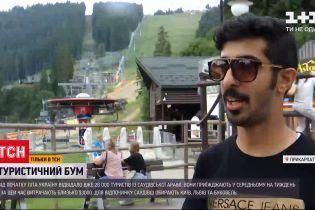 Новости Украины: почему наша страна пользуется спросом у туристов из Саудовской Аравии