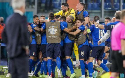 Італія - Уельс - 1:0 Онлайн-трансляція матчу Євро-2020